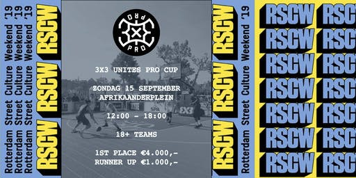 3X3 Unites PRO Day Rotterdam