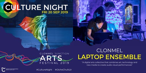 Clonmel Laptop Ensemble on Culture Night
