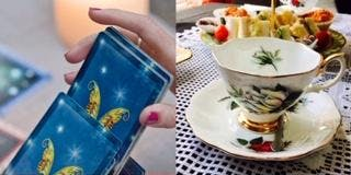 Frantastic High Tea with Psychic MSB