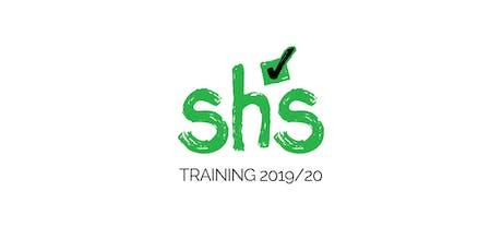 SHS training: Child Sexual Exploitation tickets