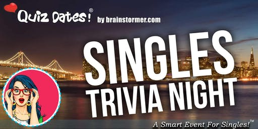 SINGLES Trivia Night in Sunnyvale!