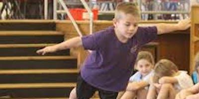 Gymnastics for Primary Teachers