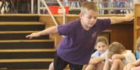 Gymnastics for Primary Teachers tickets
