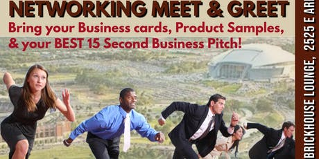 Arlington Black Chamber September Black Business Networking Meet & Greet tickets