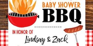 Baby Shower BBQ In Honor of Lindsay & Zack