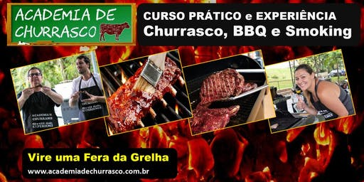 CURSO ACADEMIA DE CHURRASCO DOMINGO 15/DEZ