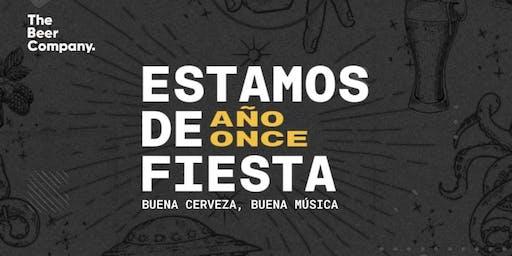 Fiesta de Aniversario / AÑO ONCE