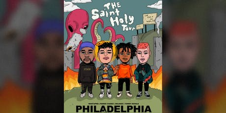 Saint Holy Tour: WHATUPRG ~ Parris Chariz ~ Aklesso ~ Tommy Royale tickets