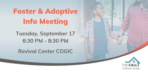 September Info Meeting