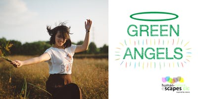 Green Angels Outdoor Wellbeing course