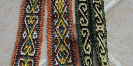 Learn Backstrap Weaving tickets