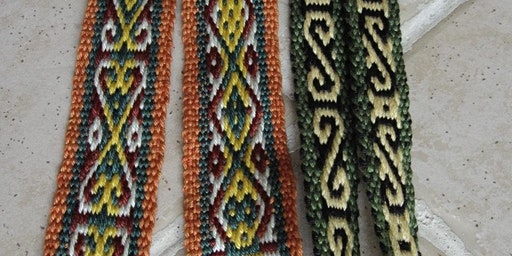 Learn Backstrap Weaving