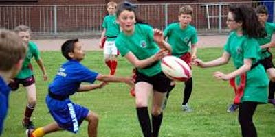 TAG Rugby and Multi skills for Primary Teachers