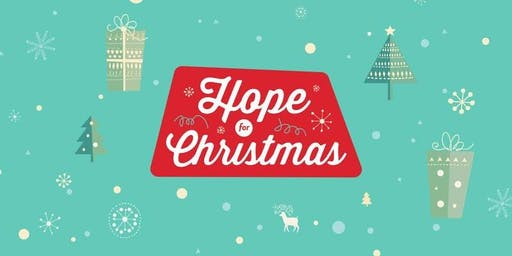 Hope For Christmas December 14, 2019 Holly Springs Baptist Volunteers