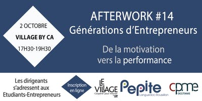 Performance - Afterwork #14 Générations d'Entrepreneurs