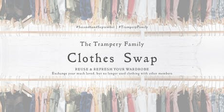 The Trampery Family Clothes Swap tickets