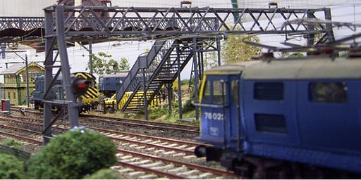 THE Christmas Model Railway Show - Manchester 2019!