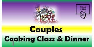 Couples Cooking Class & Dinner