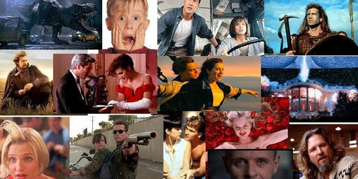 90s Movie Trivia at LBOE