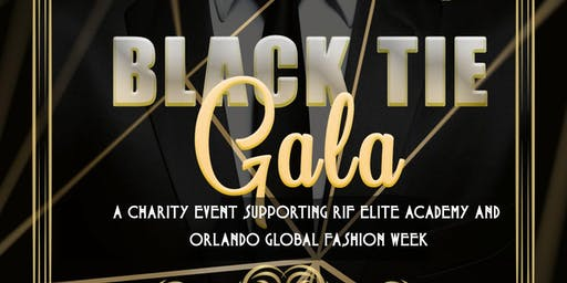 Black Tie Gala With R.I.F Productions Inc.
