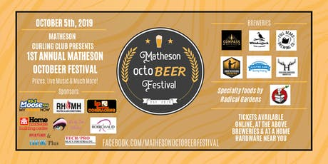 Matheson OctoBEER Festival tickets