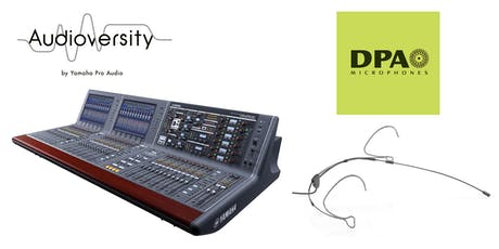 YAMAHA RIVAGE Console & DPA Microphones Seminar/Workshop Tickets