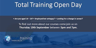 Total Training Open Day