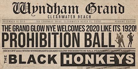 Grand Glow's NYE Prohibition Ball tickets