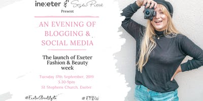 #EFBW : An Evening of Blogging & Social Media