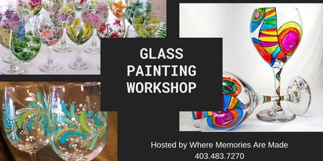 Glass Painting Workshop tickets