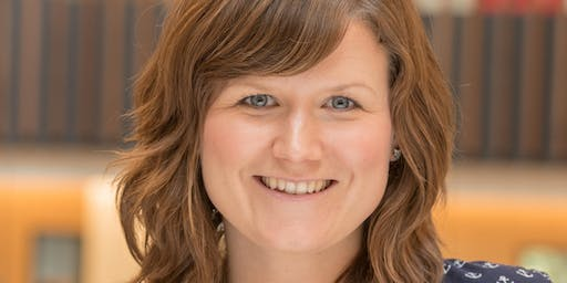 Space: 10 things you should know with Becky Smethurst