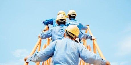 Corso di formazione RSPP rischio alto  biglietti