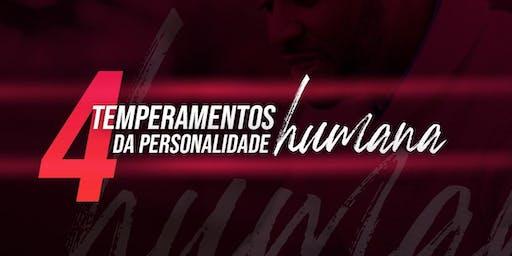 Os 4 temperamentos da personalidade humana