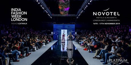 India Fashion Week London Catwalk Tickets  tickets