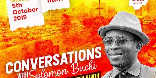Conversations With Solomon Buchi