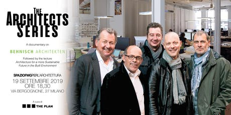 THE ARCHITECTS SERIES - A DOCUMENTARY ON: BEHNISCH ARCHITEKTEN biglietti