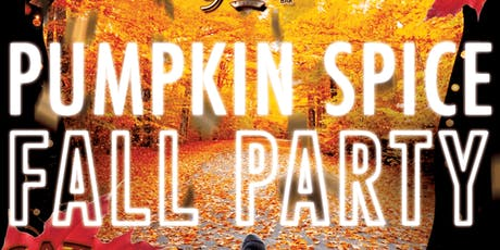 Pumpkin Spice Fall Party @ The Greatest Bar tickets
