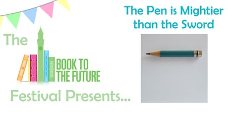The Pen is Mightier than the Sword: Why writing for change is important tickets