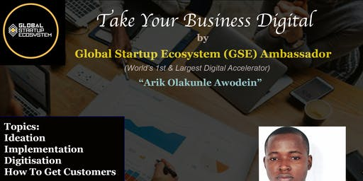 Take Your Business Digital