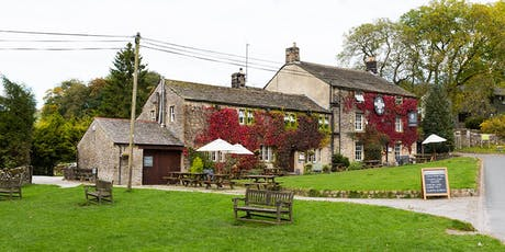 Join us for a drink at Yorkshire's Favourite Pub 2019, The Lister Arms in Malham tickets