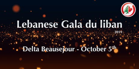 Lebanese Gala Du Liban  tickets