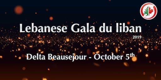 Lebanese Gala Du Liban