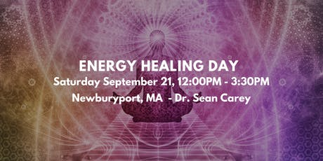 Newburyport, MA - Energy Healing Day tickets