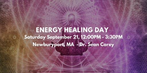 Newburyport, MA - Energy Healing Day
