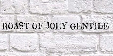Hungover Comedy: Roast of Joey Gentile tickets