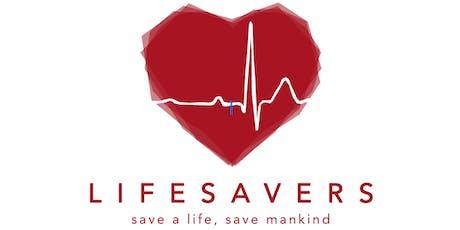 BIMA Lifesavers @ Redbridge Islamic Centre - 28th September tickets