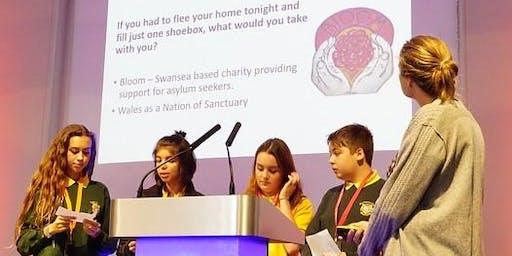 Peace Schools Conference / Cynhadledd Ysgolion Heddwch