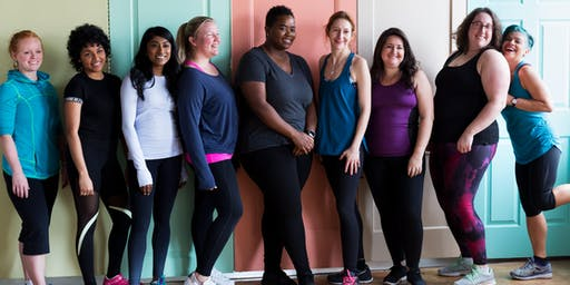 Curvy Girls Love Yoga