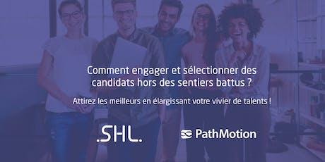 Comment engager et sélectionner des candidats hors des sentiers battus ? billets