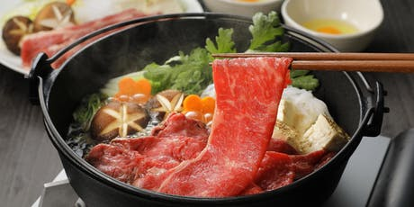 Japanese Cooking: Sukiyaki tickets